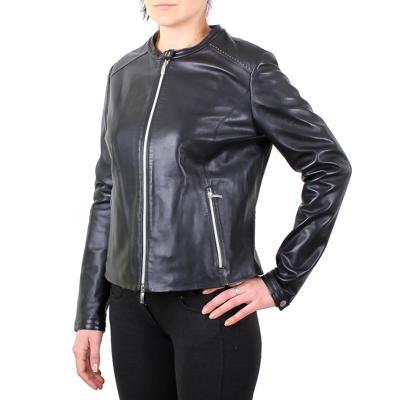 Куртка кожаная Baldinini L0273