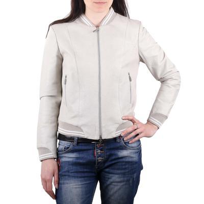 Куртка кожаная Baldinini L0274