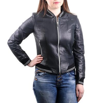 Куртка кожаная Baldinini L0275