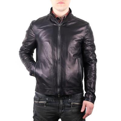 Куртка кожаная Baldinini L0286