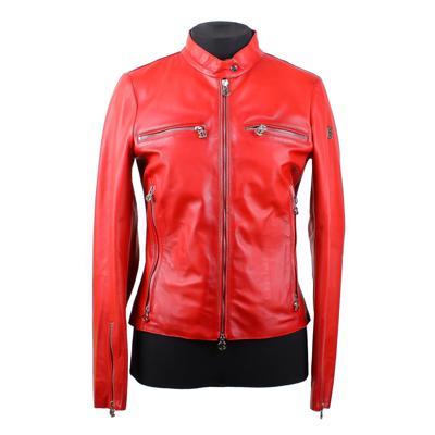 Куртка кожаная Baldinini N0662