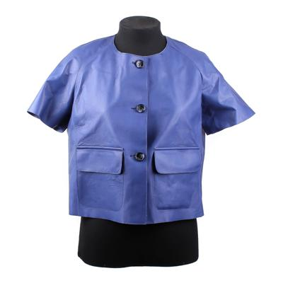 Куртка кожаная Fabi N1081
