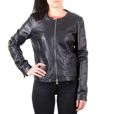 Куртка кожаная Ballin I1288