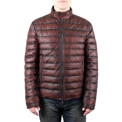 Куртка кожаная Baldinini T0420