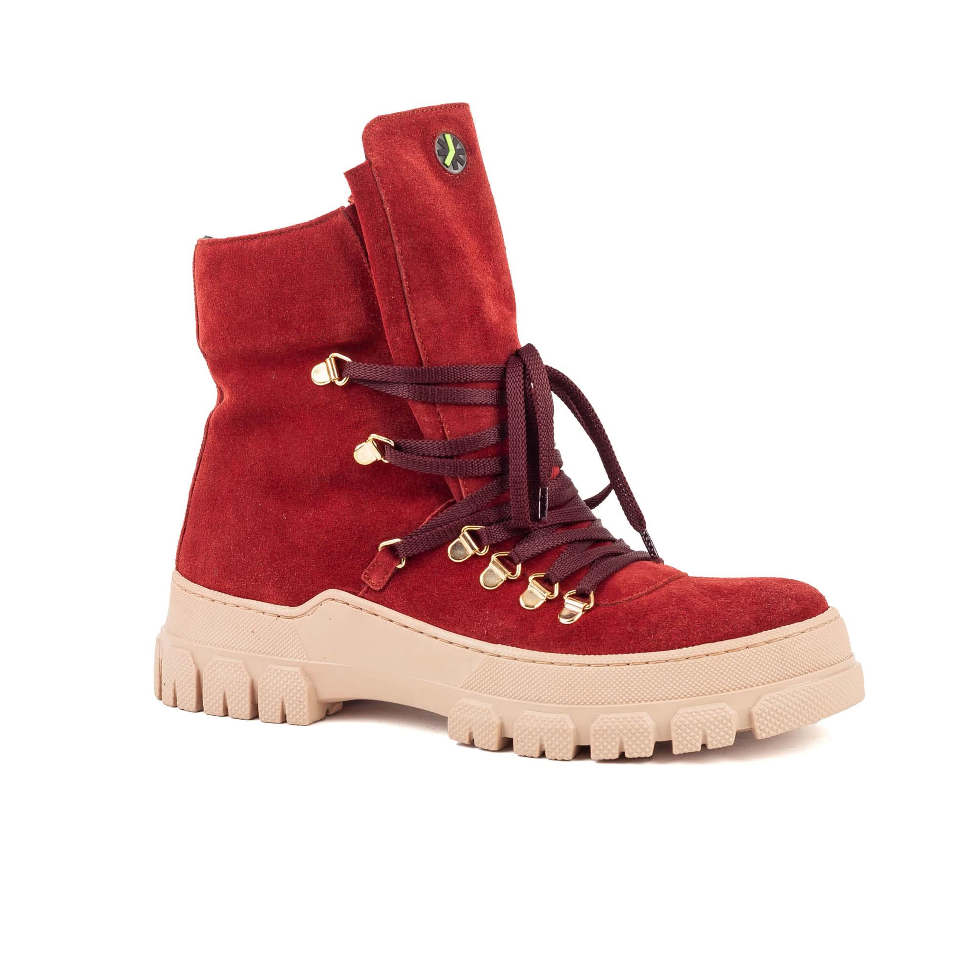 Ботинки 7:Am X0953